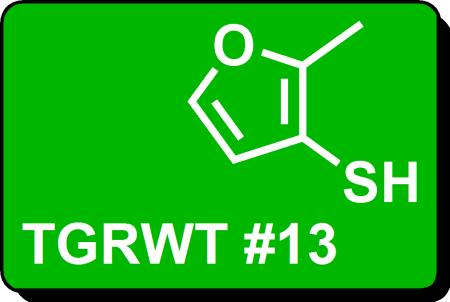 Mmmm... 2-methylfuran-3-thiol!